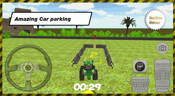 3D-Tractor-Car-Parking 13