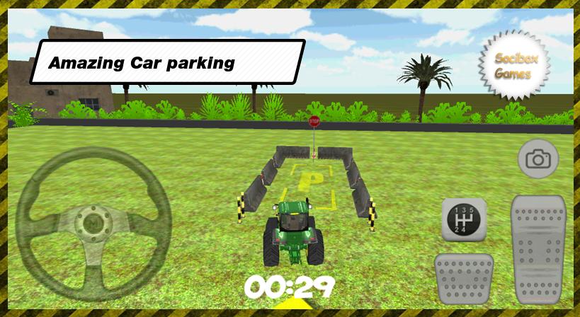 3D-Tractor-Car-Parking 29