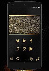 Luxury Gold icon pack v1