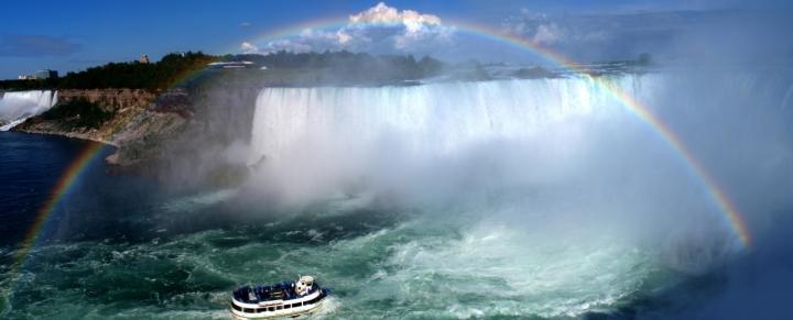 Niagara di alemassa