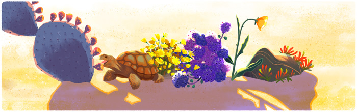 2016 Earth Day Google Doodle #4