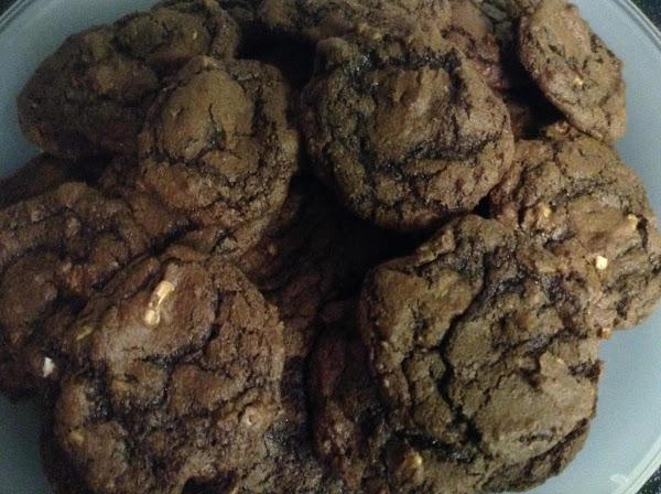 Kentucky's Chewy Chocolate Cookies Recipe