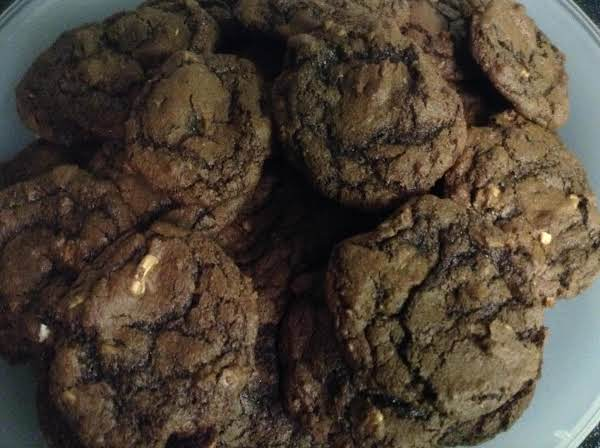 Kentucky's Chewy Chocolate Cookies Recipe
