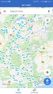 Alpenpässe Karte.Pässe Info Apps Bei Google Play