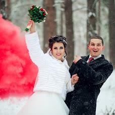 Wedding photographer Vera Scherbakova (verusha). Photo of 01.02.2017