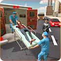 Mobile Hospital Simulator-Emergency Ambulance 2019 icon
