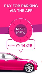 EasyPark – Easy to Use Mobile Parking App 1