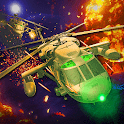 Gunship Helicopter Combat AirStrike Battle Games icon