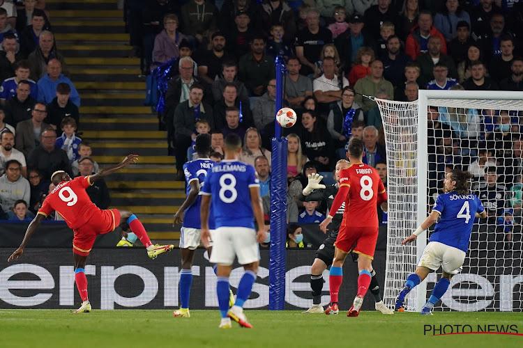 🎥 Le joli but de l'ancien de Charleroi Victor Osimhen face à Leicester City