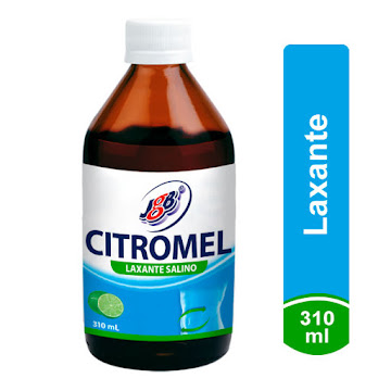 Citromel Jarabe Frasco   x310Ml. Jgb Tartrato De Sodio ácido Tartárico