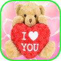 Kawaii Teddy Bear Wallpaper icon