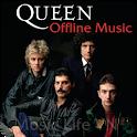 Queen - Offline Music icon