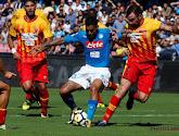 Fabio Lucioni, capitaine de Benevento, suspendu un an