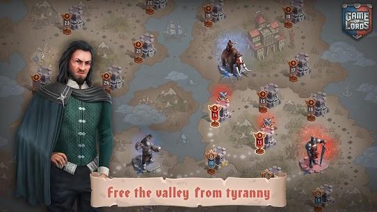 Game of Lords Apk Mod God Mod 6
