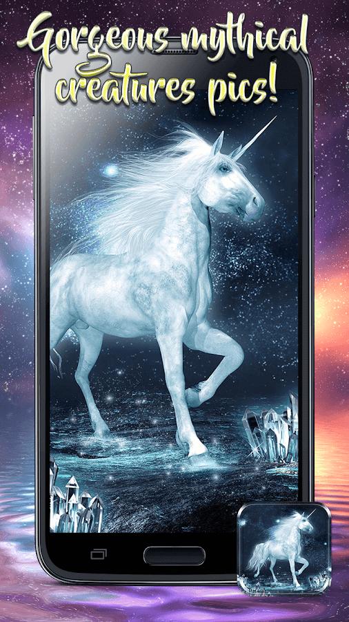 Jednoroec iv tapety a fantasy pozadia aplikcie pre android v jednoroec iv tapety a fantasy pozadia snmka obrazovky voltagebd Images