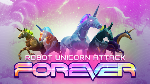 Robot Unicorn Attack para Android