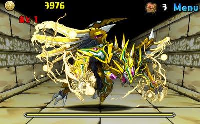 【パズドラ】機械龍の巨大基地 皇の閃爪 ダンジョン攻略