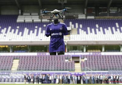 Anderlecht annonce un nouvel équipementier, après 30 ans de collaboration avec Adidas