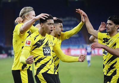 Le Borussia Dortmund se voit infliger une amende par la fédération allemande