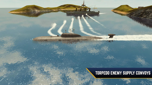 Enemy Waters : Submarine and Warship battles 1.054 22