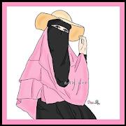 Kartun Muslimah: Hijrah Remaja
