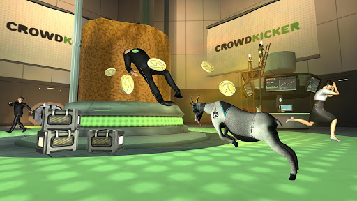 Goat Simulator Waste of Space for Android