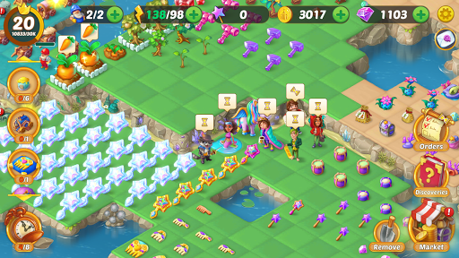 EverMerge: Merge Heroes to Create a Magical World 1.12.2 screenshots 13