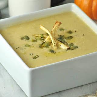 Parsnip Soup Vegan Recipes.