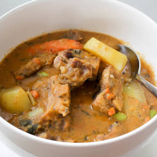 Oxtail Soup.