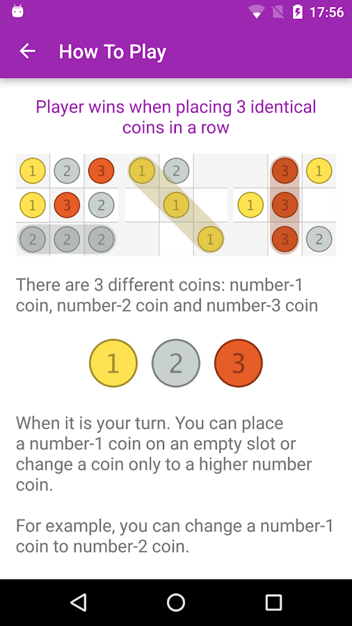Tic Tac Toe Expert (3 Coins)- screenshot