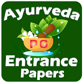 Ayurveda PG Entrance Papers