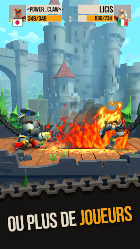 Code Triche Duels: PvP of magic, might, blood, fire and honor APK MOD screenshots 5