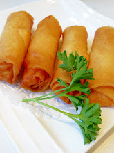 Photo: Deep Fried Spring Rolls @ Empire Seafood Restaurant
