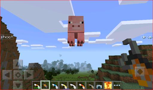 Portal Gun Mod for Minecraft 1.03 screenshots 2