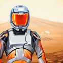Battle for Mars - space online shooter 5 on 5 icon