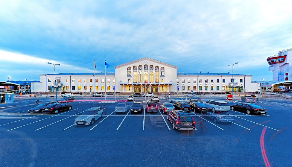 Wilno, lotnisko, port lotniczy, jak dojechać z lotniska do centrum Wilna