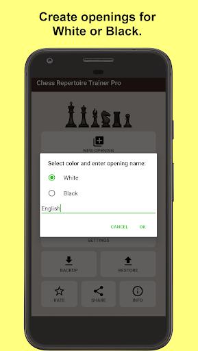 Chess Repertoire Trainer 2.5.0-demo screenshots 2