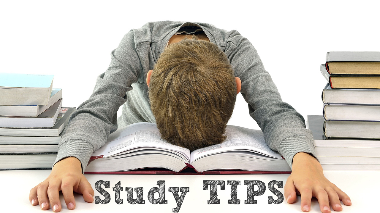 Study Tips- screenshot