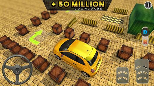 Modern Car Drive Parking 3d Game - PvP Car Games 3.71 screenshots 1
