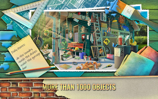 House Cleaning Hidden Object Game u2013 Home Makeover screenshots 3