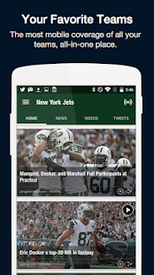 Fanly - Your Sports News Feed- screenshot thumbnail