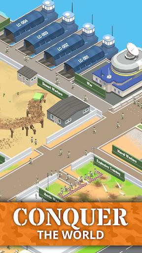 Idle Army Base filehippodl screenshot 4