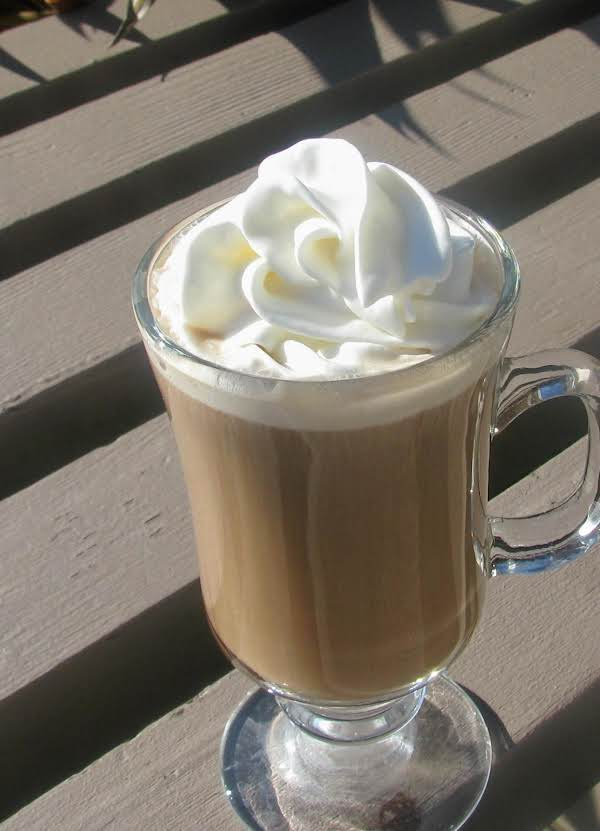 Caramel Chocolate Coffee Recipe