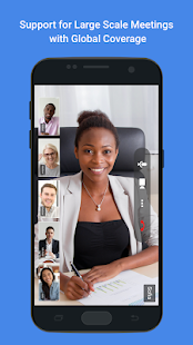 Video Conference - TeamLink Screenshot