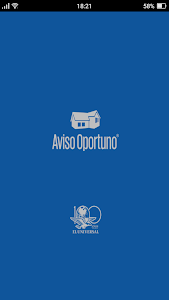 Aviso Oportuno Inmuebles screenshot 0