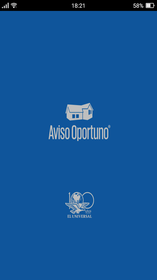 Aviso Oportuno Inmuebles- screenshot
