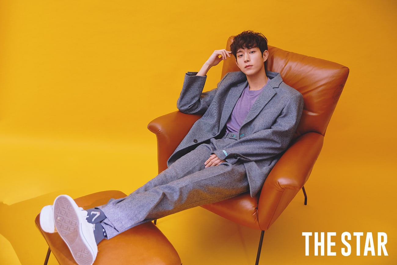 the star kim young dae