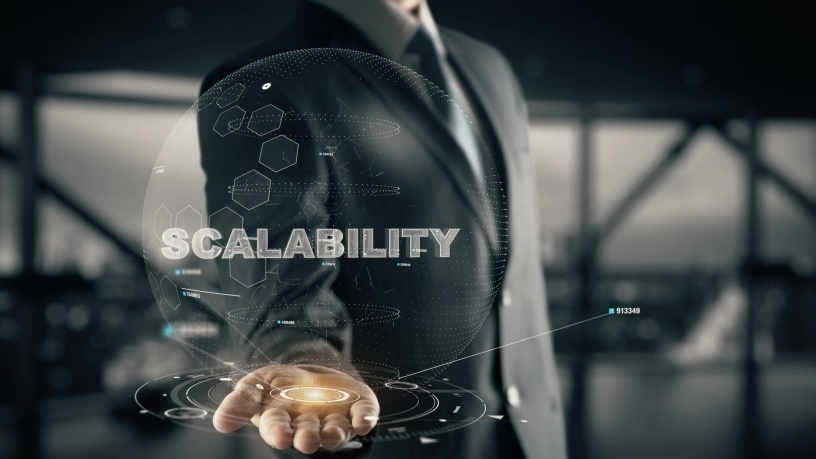 WebFOCUS 8 delivers super-linear scalability.