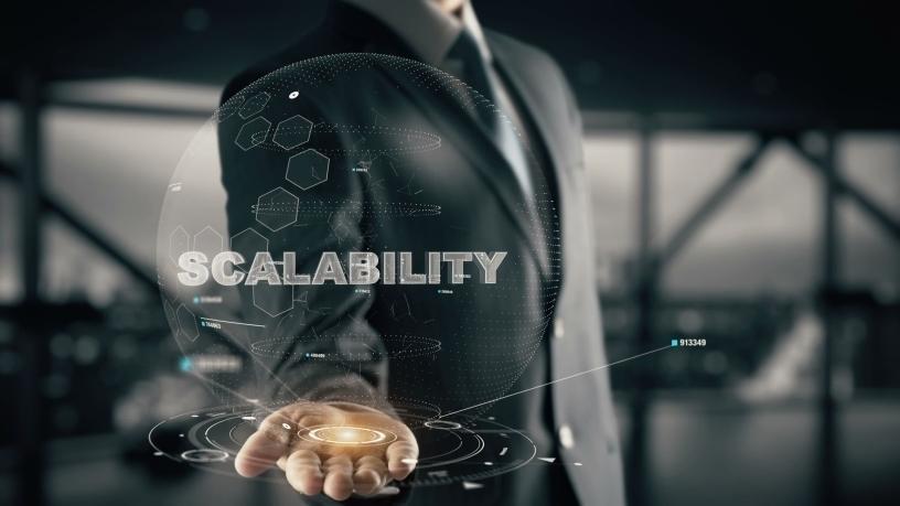 WebFOCUS 8 delivers super-linear scalability.