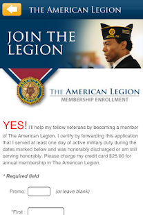 The American Legion - náhled